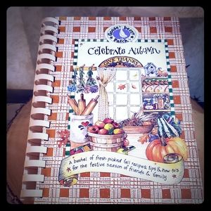 Gooseberry Patch Autumn 🍂 Cookbook